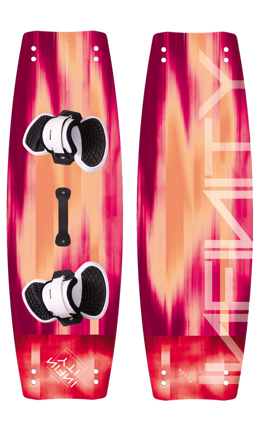 Kiteboard Premium Design Boys Girls 13