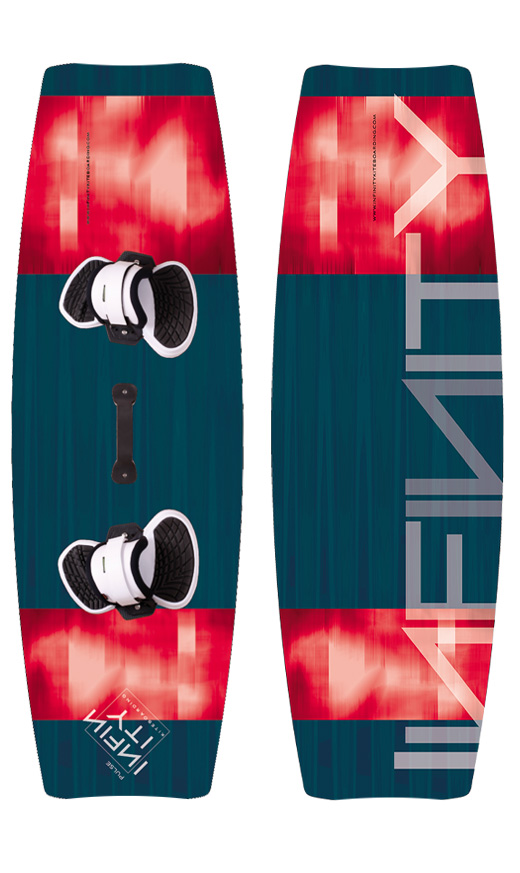 Kiteboard Premium Design Boys-Girls 15