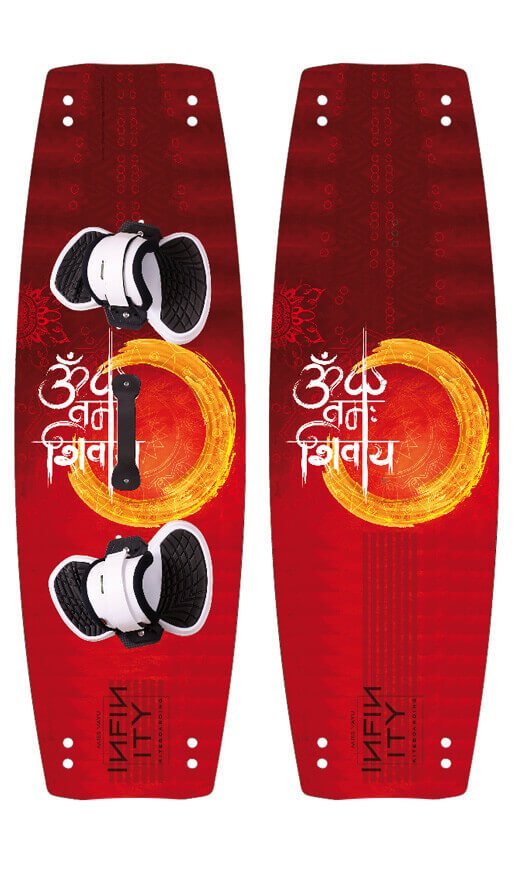 Kiteboard Premium Design Girls 06