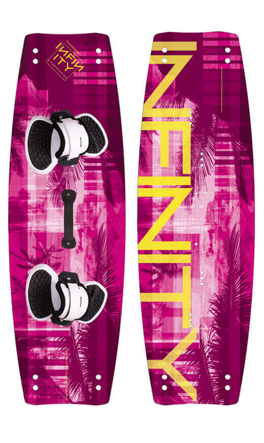 Kiteboard Premium Design Girls 08