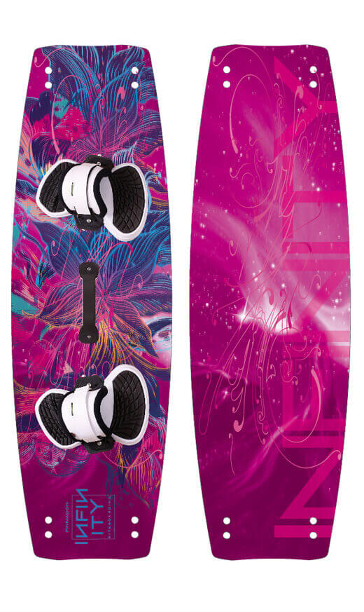 Kiteboard Premium Design Girls 04